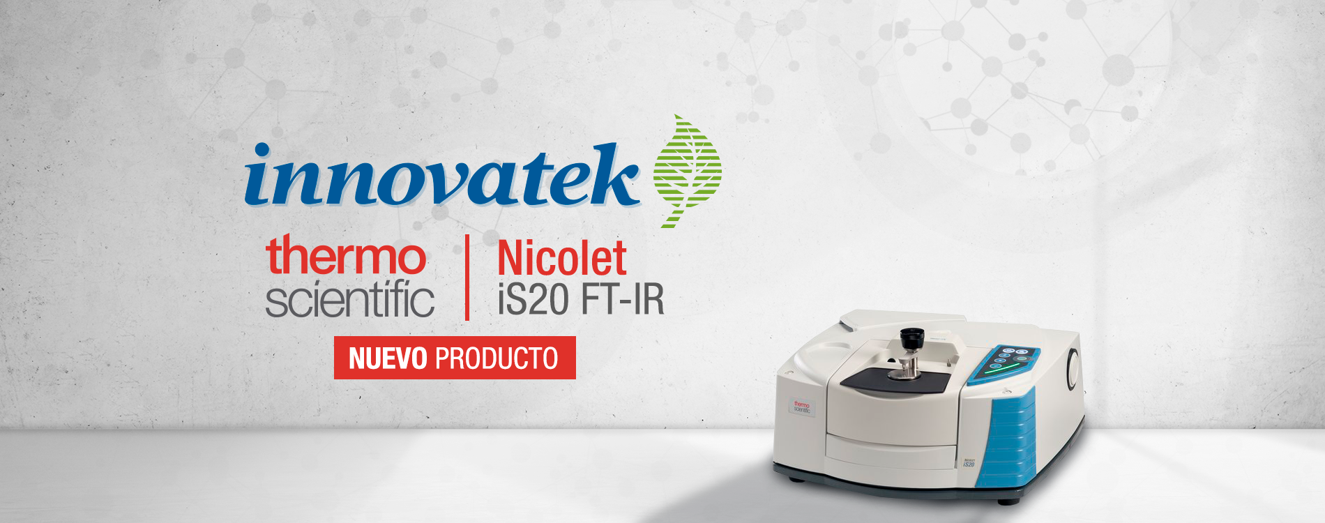 Thermo Scientific Nicolet iS20